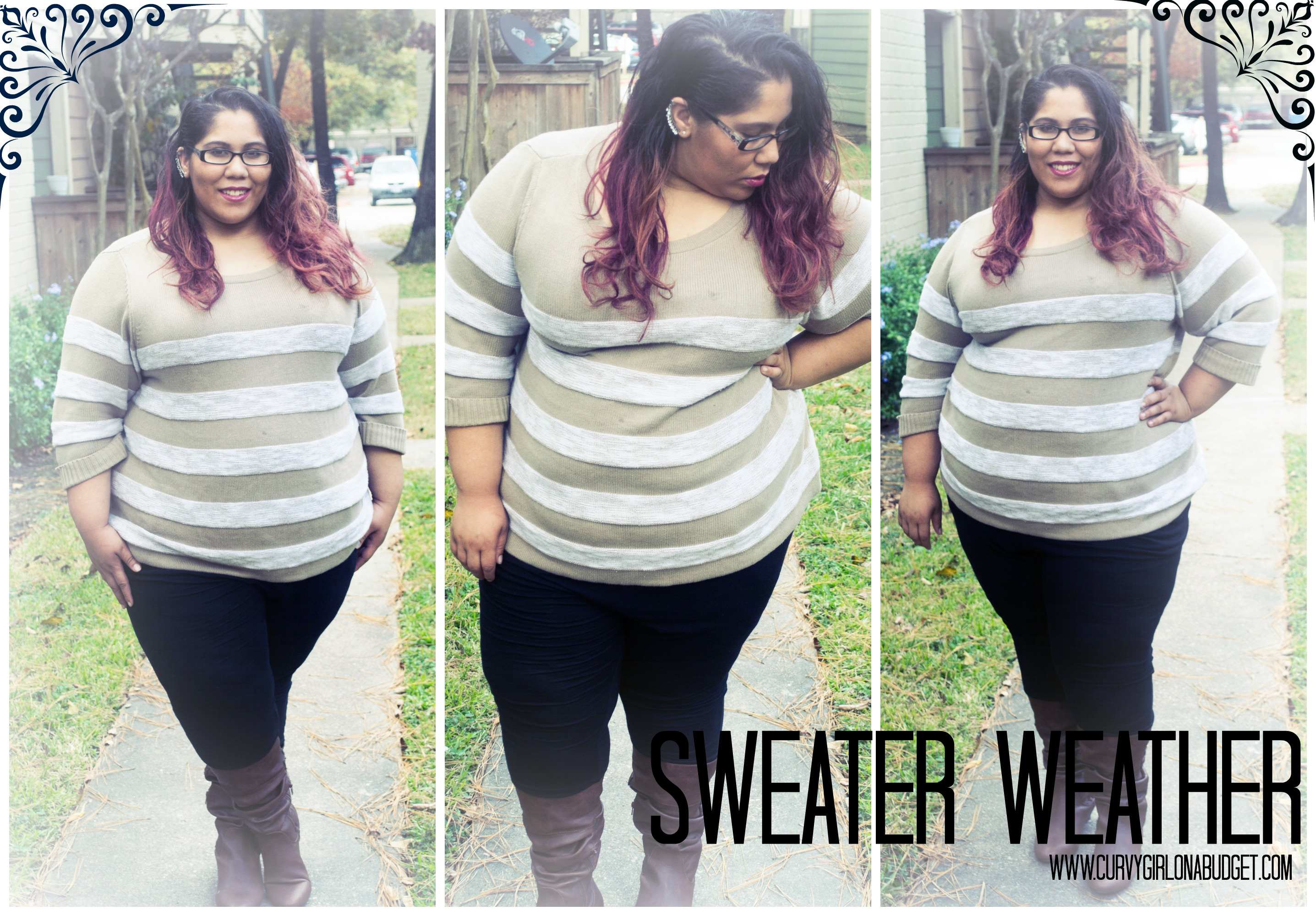 sweater weater new