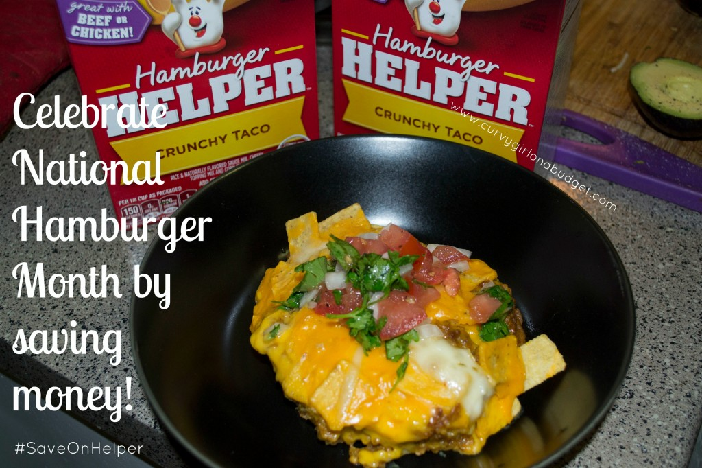Hamburgerhelper...
