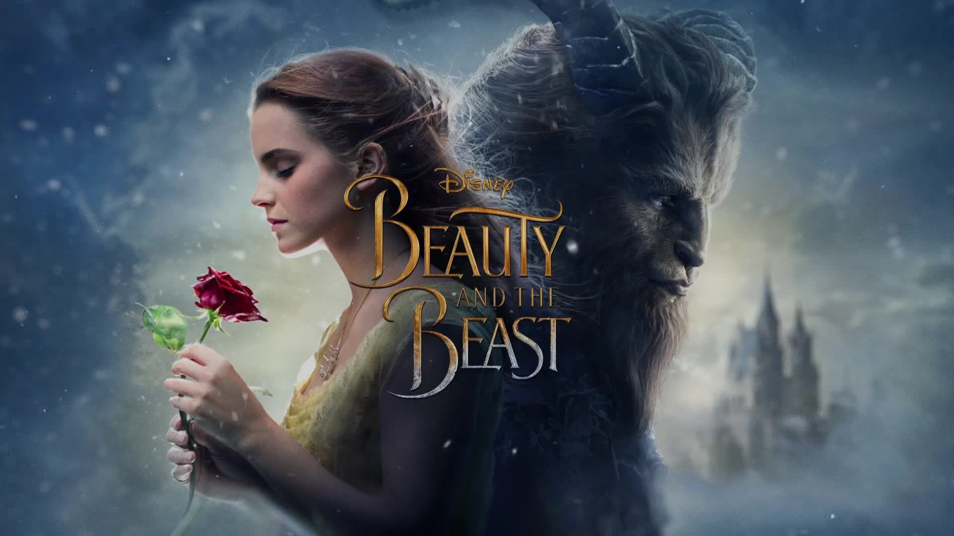 disney's beauty and the beast on digital hd and blu-ray - curvy girl